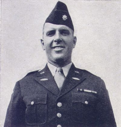 Maj. Miles R. Patterson Executive Officer